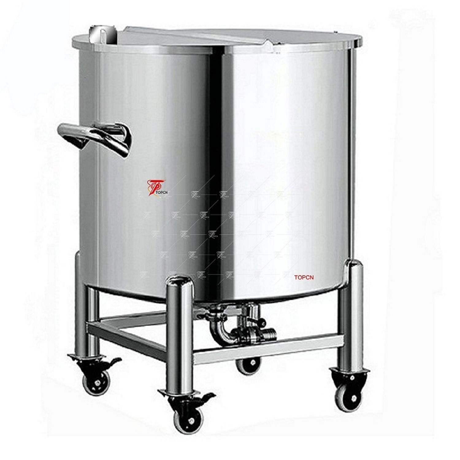 Single-layer Stainless Steel Tank