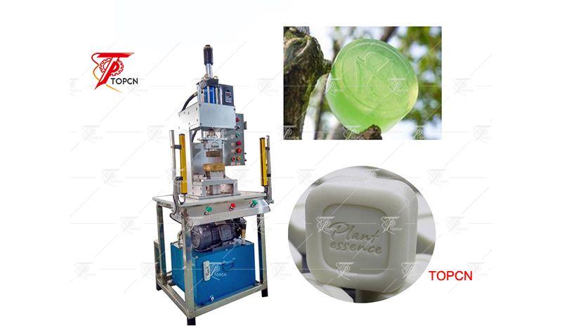 Soap Press Stamping Machine