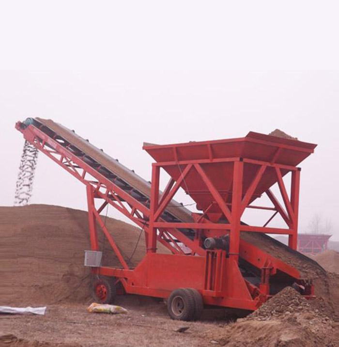 Anti-Abrasive Conveyor Belt