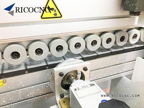 60x8x24mm Edgebander Pressure Roller Wheels for Edge Banding Machine