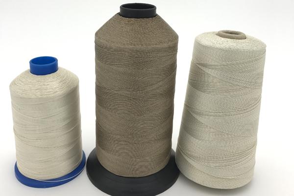 PTFE (Teflon) Coated Glass Fiber Sewing Thread