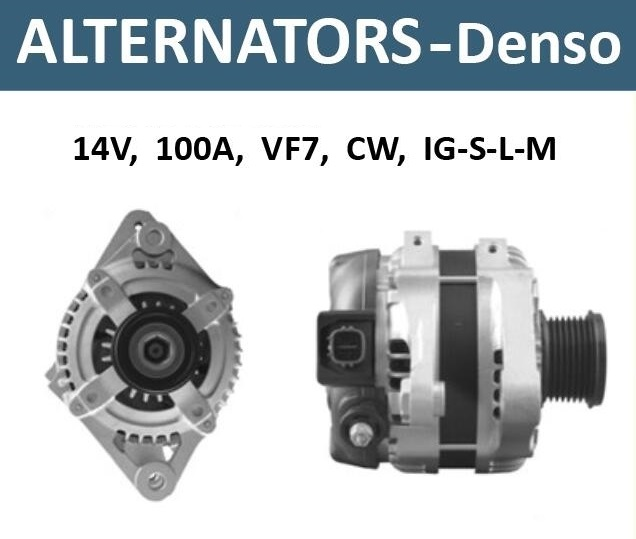 Auto alternator for Denso for TOYOTA