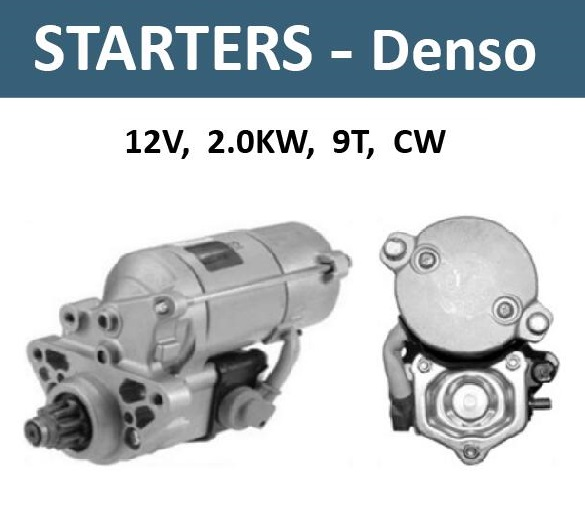 Auto STARTER for Denso for TOYOTA