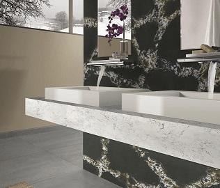 prefab quartz bathroom vanity top