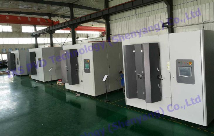 Automatic PVD Coating Equipment