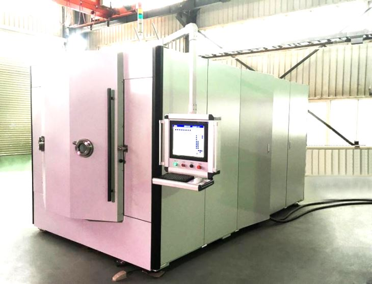 ZY-1713 Mobile Phone Shell Magnetron Sputtering Vacuum Coating Machine