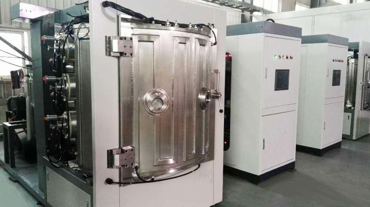 ZY-1313 Electronic Products Magnetron Multi-Arc Vacuum Coating Machine