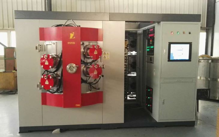 ZY-1209 Mould Multi-arc Ion Vacuum Coating Machine