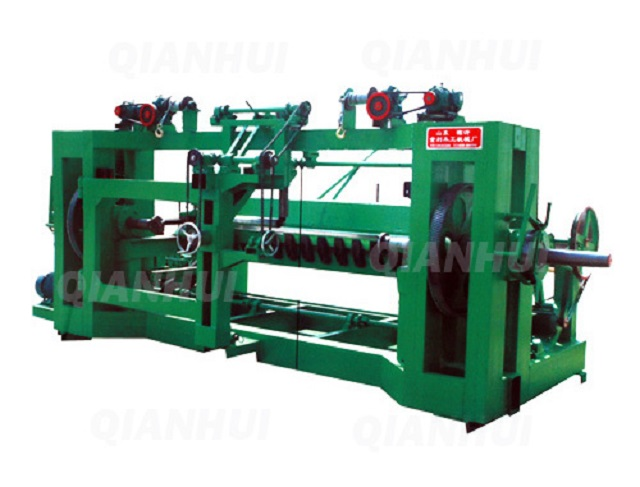 8ft Heavy Duty Spindle Face Veneer Lathe Max Peeling Diameter 2000 mm