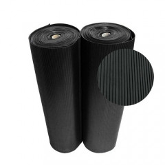 Anti-slip Fine Ribbed Rubber Sheet
