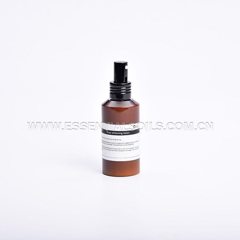 Rose whitening lotion