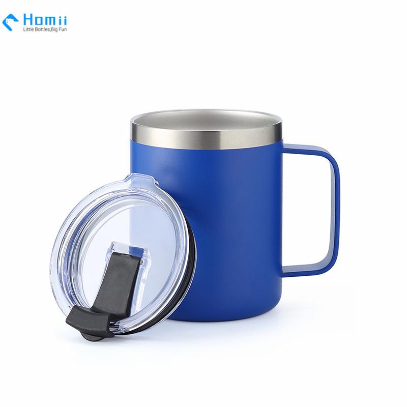 Hangzhou homii Industry 10oz 12oz Stainless Steel Beer cup wine Tumblers vacuum mug