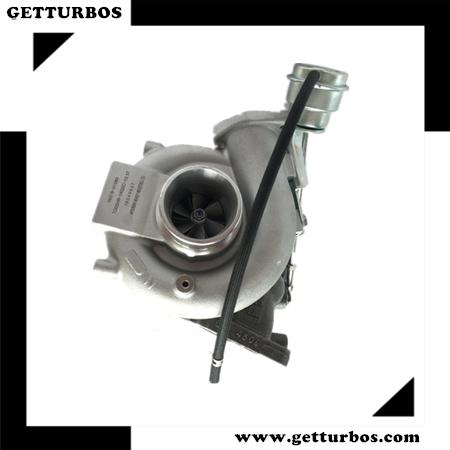 Turbocharger 49378-01580 49378-01581 For Mitsubishi Lancer Evolution IX TD05HR Turbo 49378-01580 With 4G63 Engine