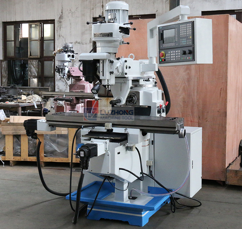 CNC Turret Milling Machine XK6325
