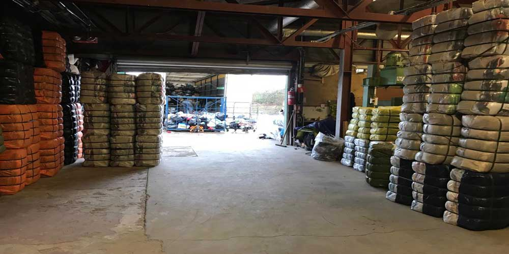 used clothing for wholesale, sold bales