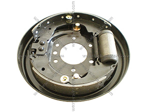 9 x 1-3/4Trailer Hydraulic Riveted Brake Assembly