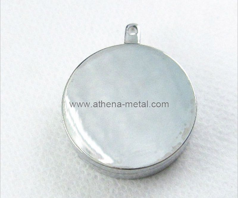 Round Metal Solid Perfume Container   perfume container    perfume caps manufacturers   Solid Perfume Case