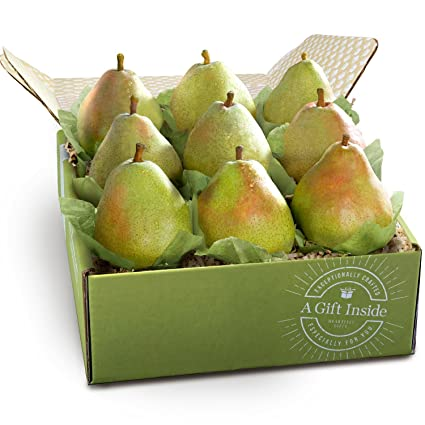 Organic Fresh Pears