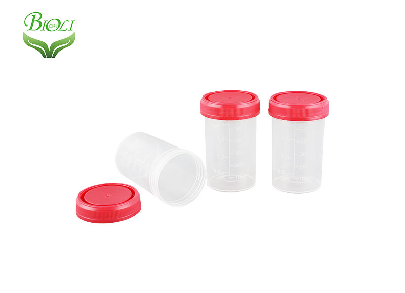 Laboratory Specimen Container 60ml urine container