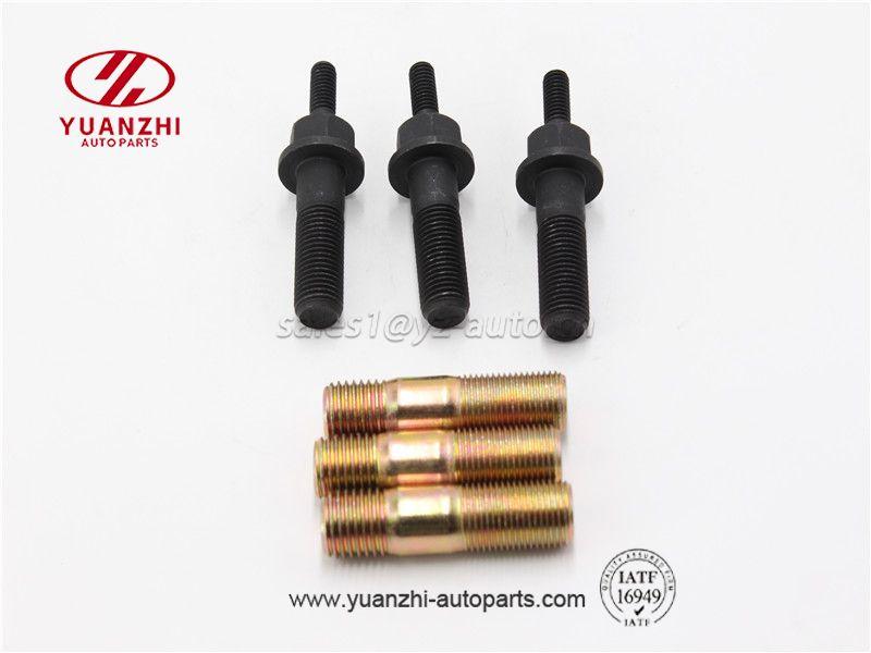 titanium bolt double end stud bolt High Tensile Double Threaded Stud Bolts Wholesale