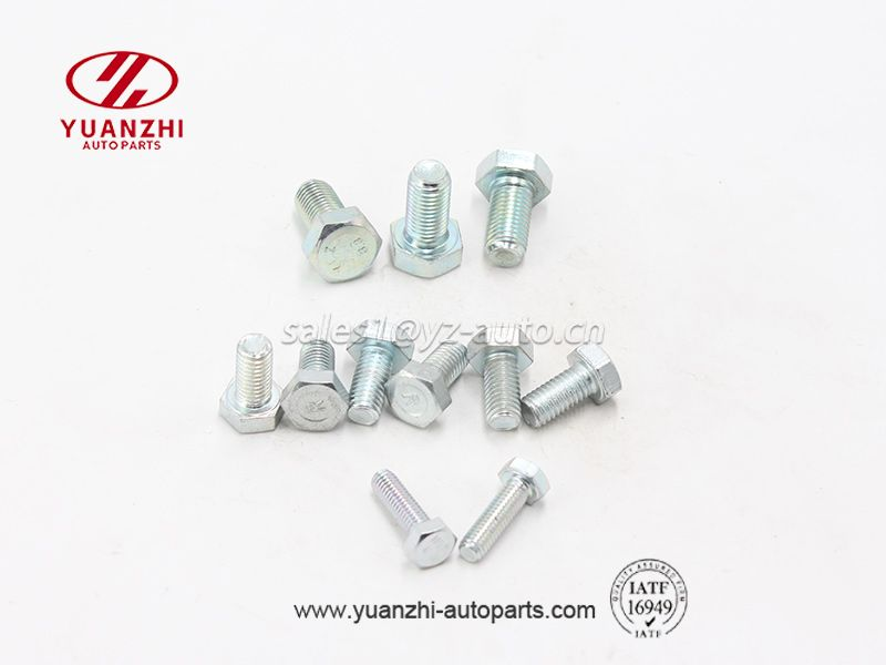Grade 8.8 Hexagon Head Bolt Manufacturer