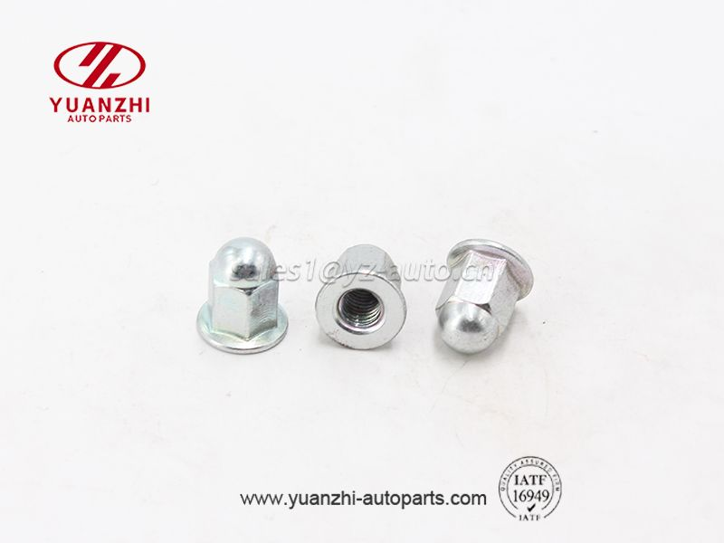 Hexagon Frange Cap Lock Nuts Wholesale