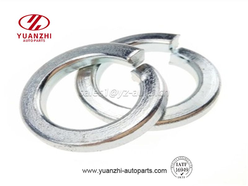 Split Washers for Bolt Screws Zinc DIN 7980 Wholesale