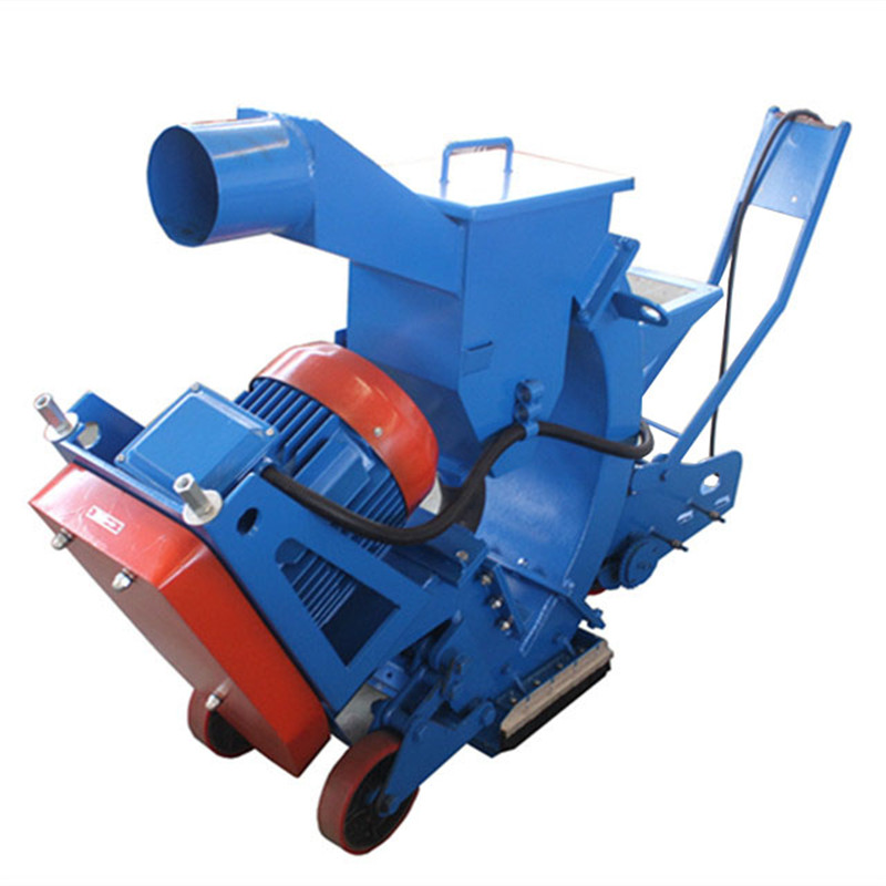Industry Floor Coating Pretreatment Blasting Machine