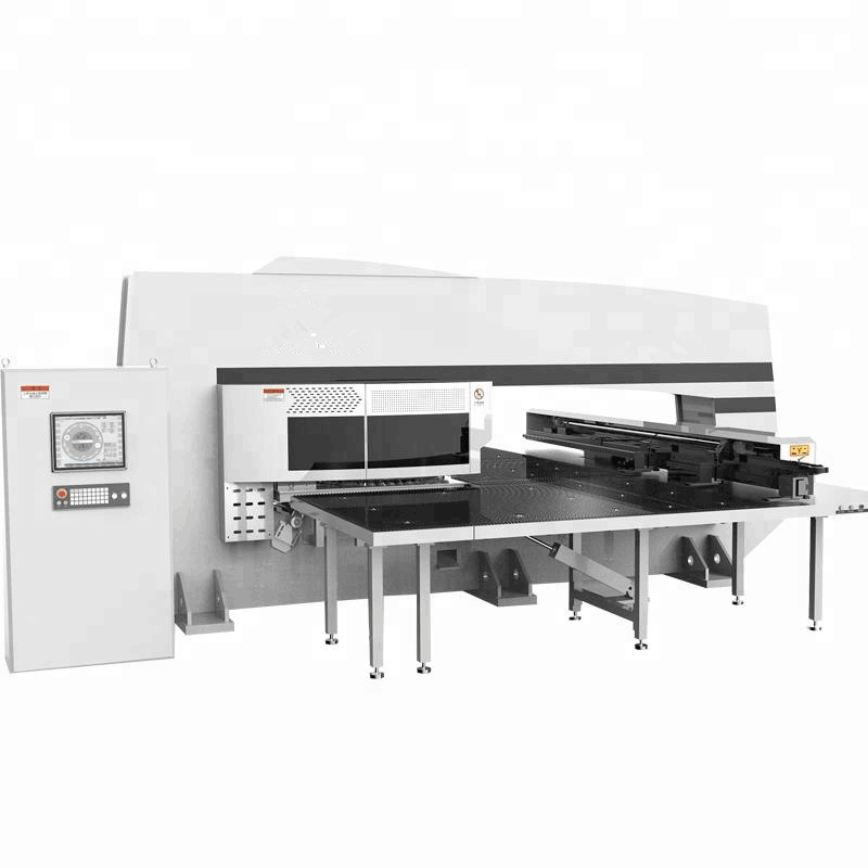 Steel Plate CNC Punching Machine