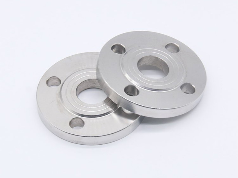 Good Price ASME Carbon Steel Forged Plate Flange