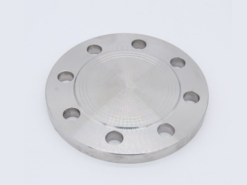 Brushing ASME Carbon Steel Blind Flange Supplier