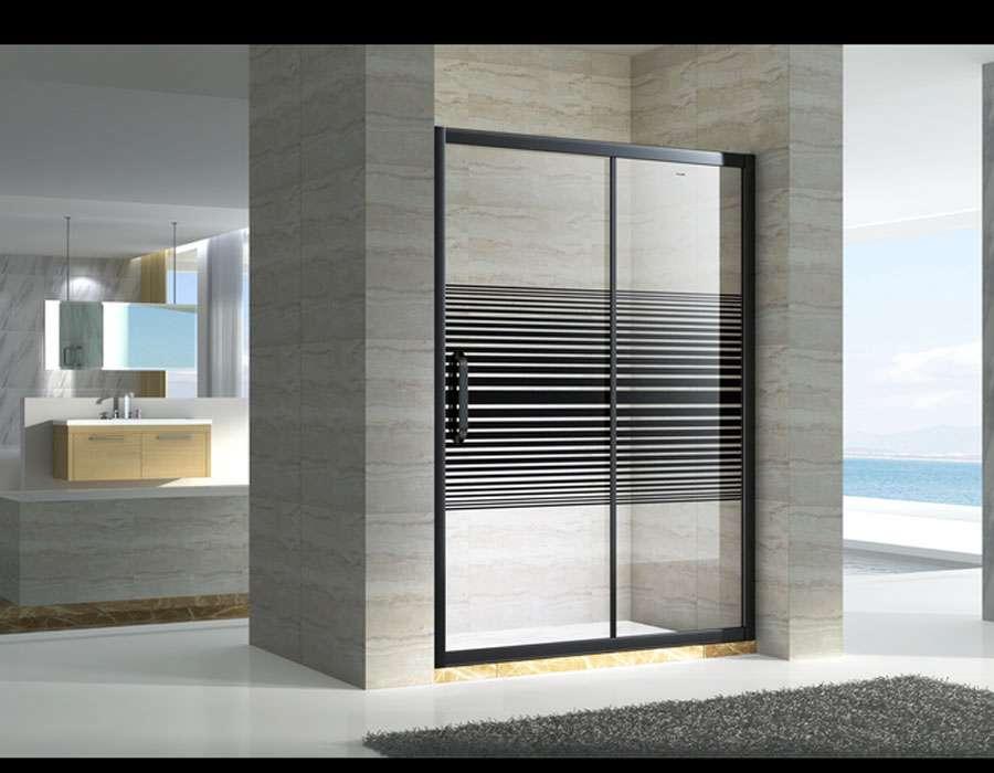 Fashionable Framed Quadrant Shower Enclosure With Sliding Door, AB 2142